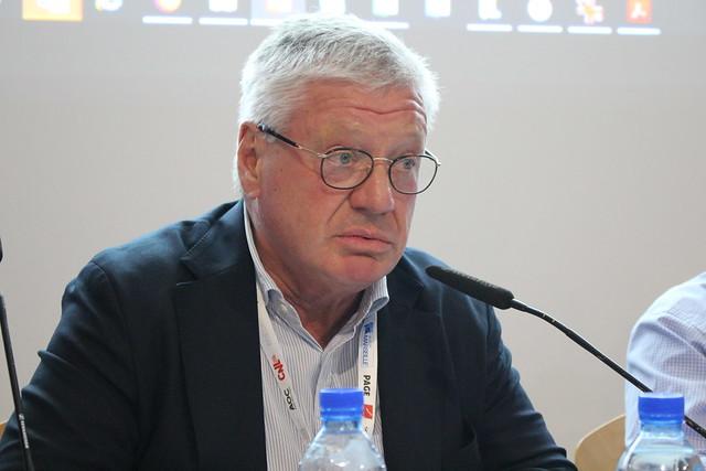 Jacques Glénat - Rencontres nationales de la librairie française