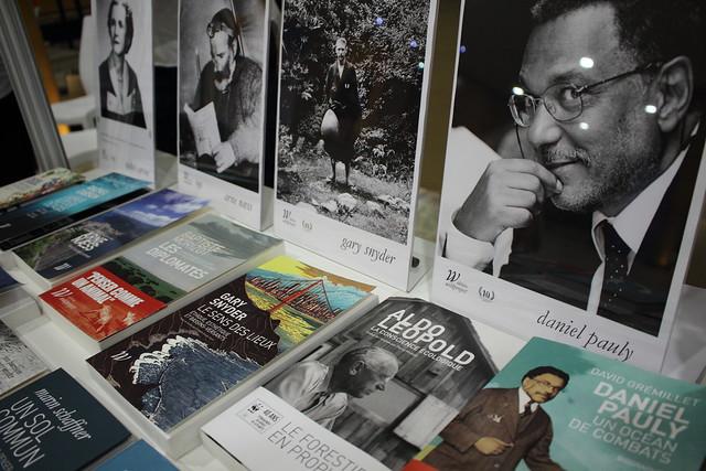 Éditions Wildproject - Rencontres nationales de la librairie française