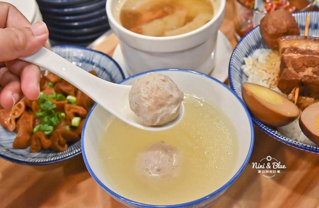 金爌 爌肉飯菜單 台中朝馬站美食27