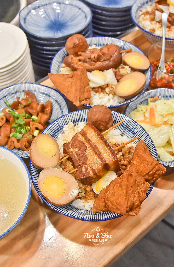金爌 爌肉飯菜單 台中朝馬站美食22