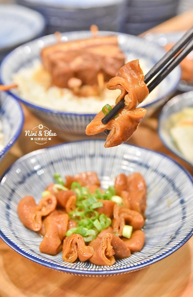 金爌 爌肉飯菜單 台中朝馬站美食21