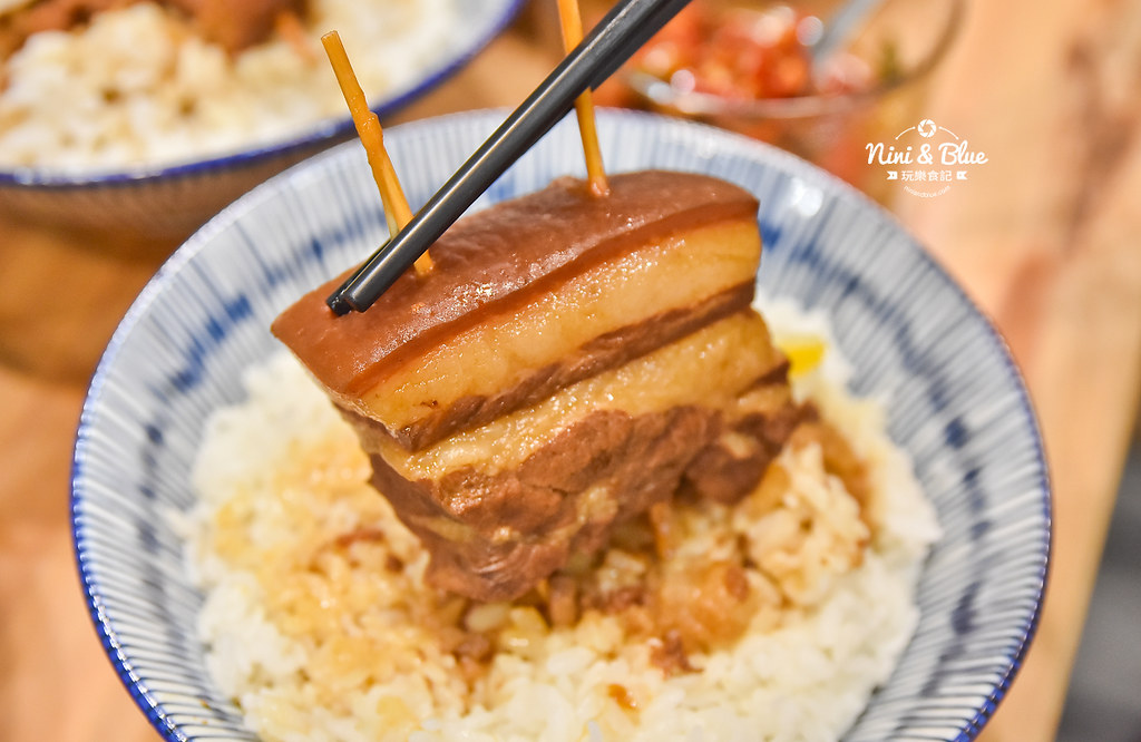 金爌 爌肉飯菜單 台中朝馬站美食16