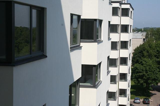 Studentu viesnīca Rīgā, Āzenes iela 6 un 8 (Integrālis un Logaritms)