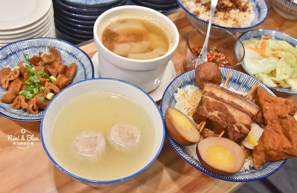 金爌 爌肉飯菜單 台中朝馬站美食25