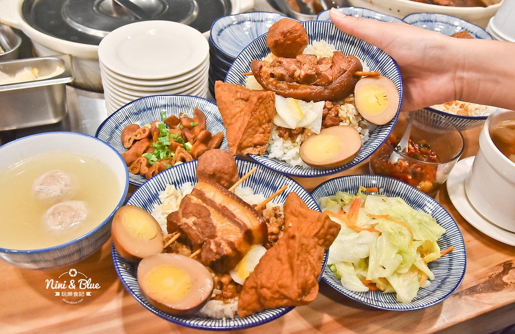 金爌 爌肉飯菜單 台中朝馬站美食23