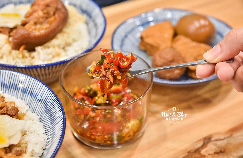 金爌 爌肉飯菜單 台中朝馬站美食15
