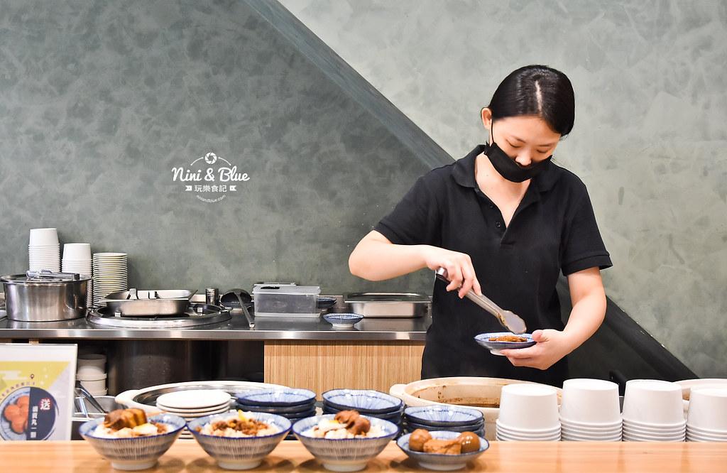 金爌 爌肉飯菜單 台中朝馬站美食12