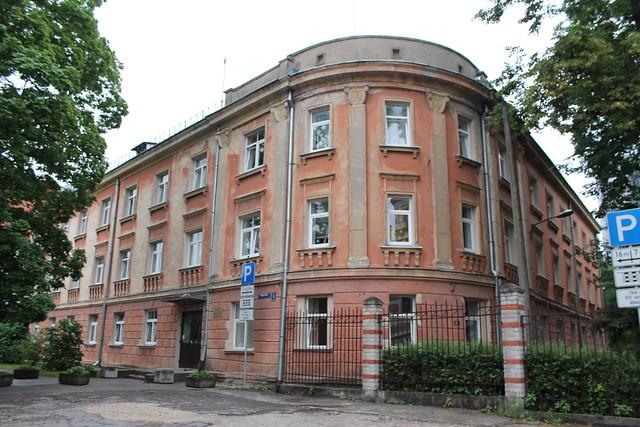 RTU Studentu viesnīca Rīgā, Meža ielā 5