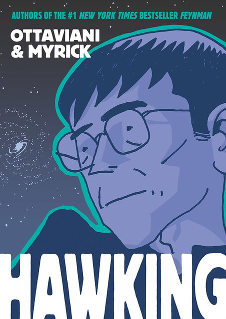 The cover to Hawking