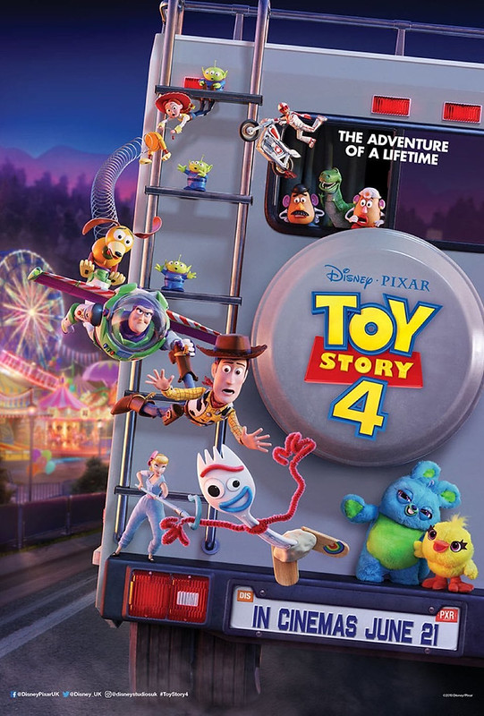 Toy Story 4 - Poster 9