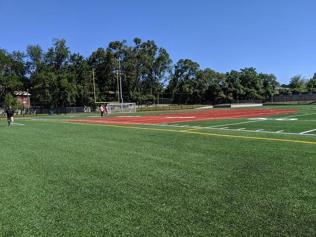 Buckley Park Field