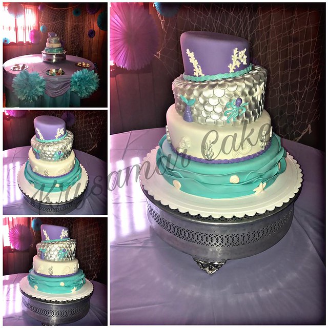 Cake by Krysamar Cakes
