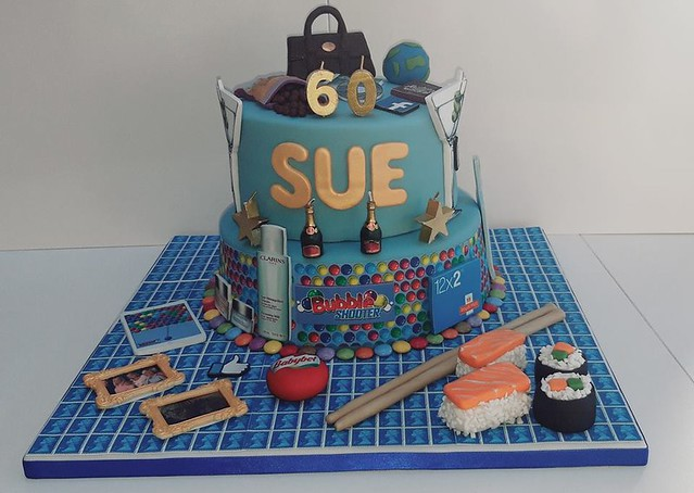 Cake by Mrs P's Cakes 'n' Bakes