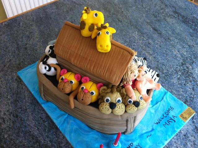 Cake by Caroline Gordon l Cakes