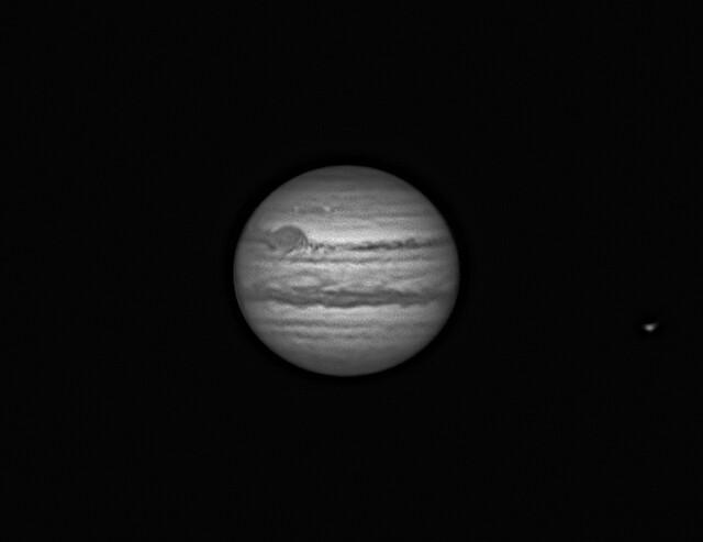 Jupiter (monochrome)
