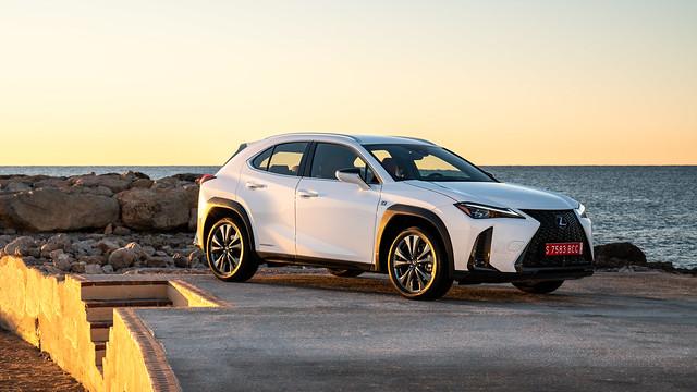 Comprar Lexus Ux
