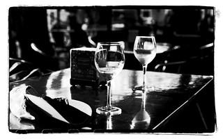 Wine Glasses - memories of Porto