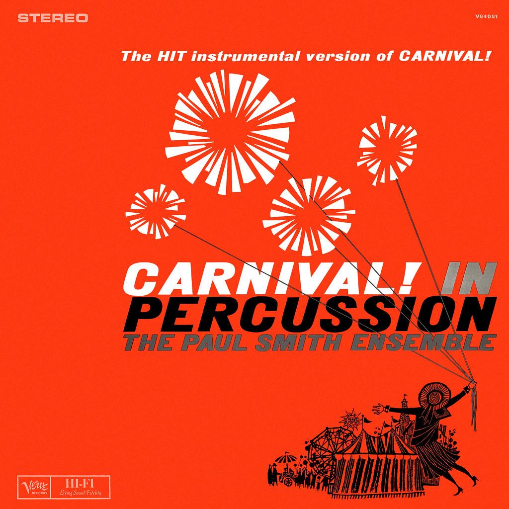 Paul Smith - Carnival in Percussion