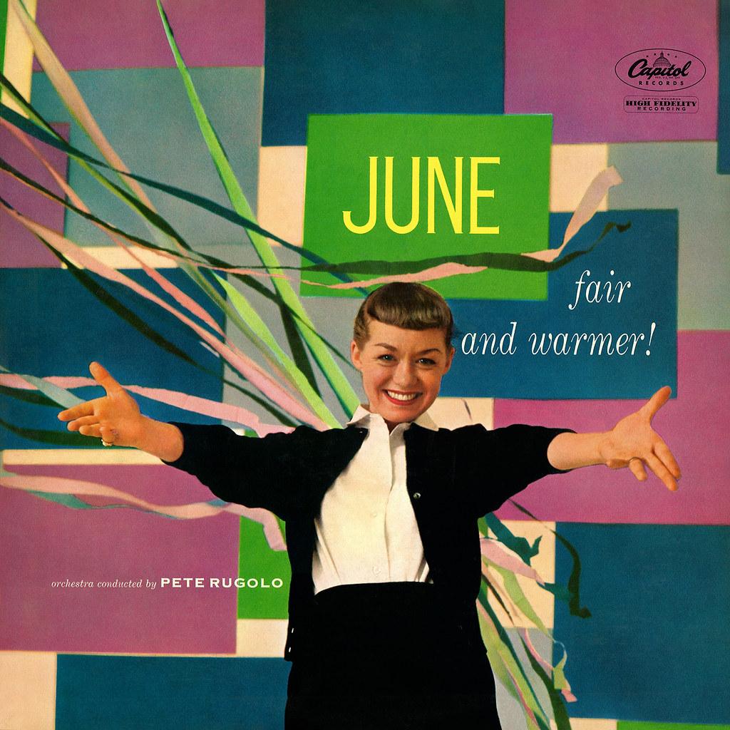 June Christy- Fair and Warmer!