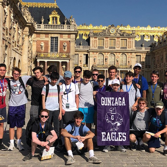 France Immersion Trip (2019)