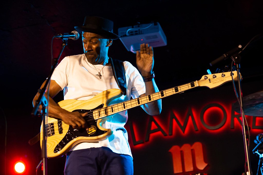 SIRE - Marcus Miller - Madrid - Sala Clamores