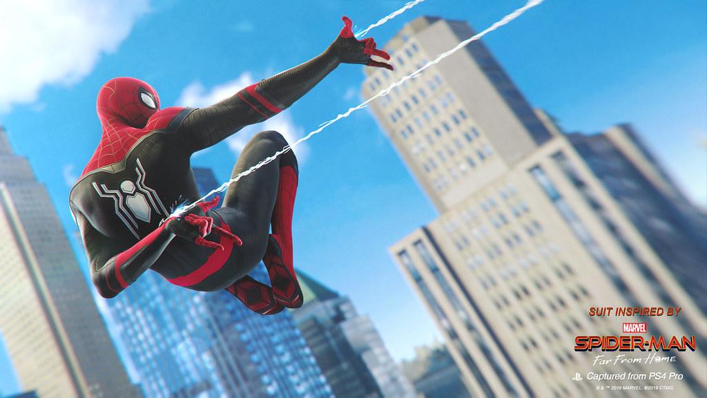 48179773547 d98f54420e b - Die geheime Geschichte der Marvel's Spider-Man-Anzüge, erzählt von den Künstlern von Insomniac Games