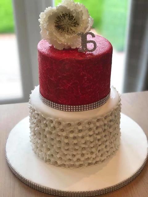 Cake by Vicky Scott