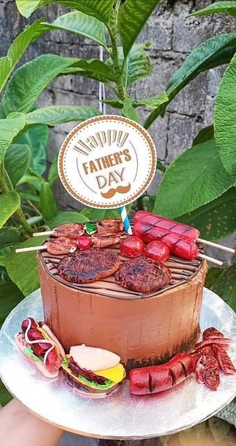 Cake by Naneun Archelle Da