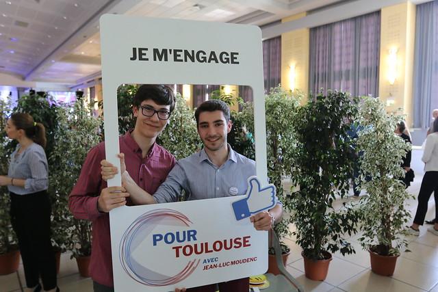 Citoyens engagés Pour Toulouse