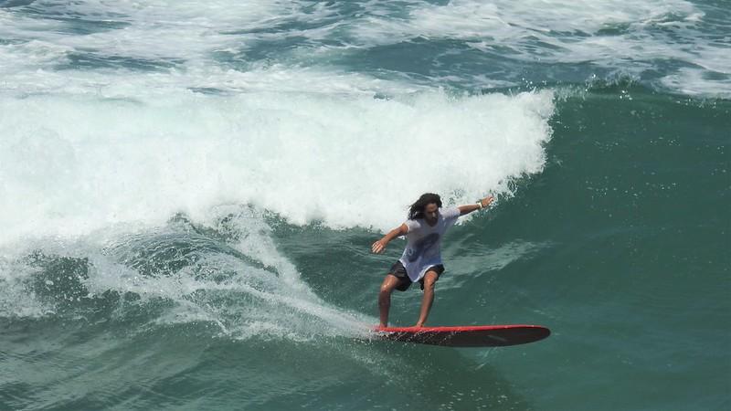 Серфингист surfer