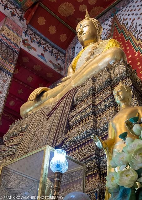 Wat Arun in the morning, Bangkok, Thailand