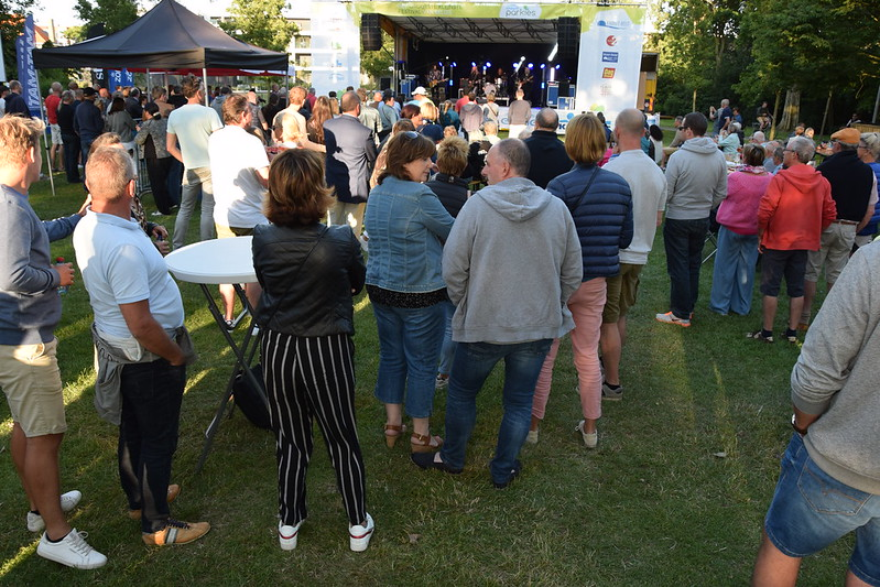 Engie Parkies met Guy Swinnen (CC Tuinen Scharpoord, Knokke-Heist) 1/07/2019