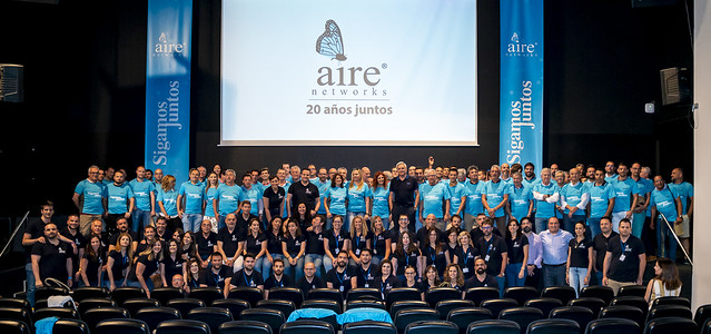 20 Aniversario Aire Networks