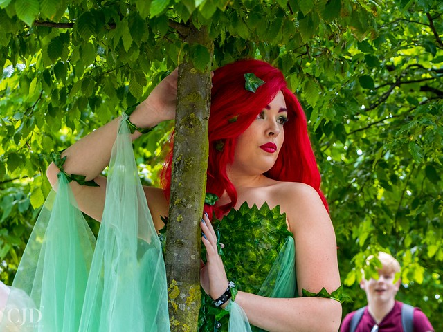 Poison Ivy.....(Crazy Tuesday! - Green)