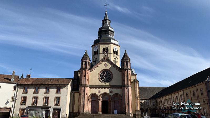 Eglise de Senones