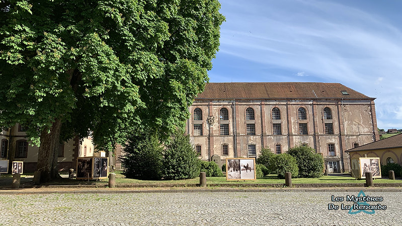 Abbaye de Senones