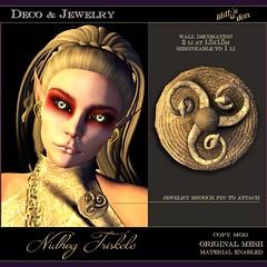Lilith's Den - Nidhog Triskele