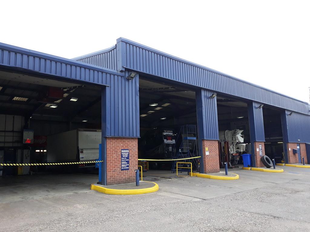 Keltruck Scania Droitwich