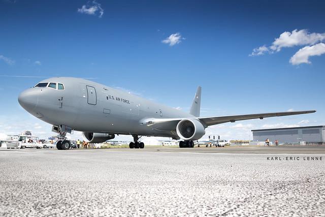 15-46009 - US Air Force KC46 | LBG