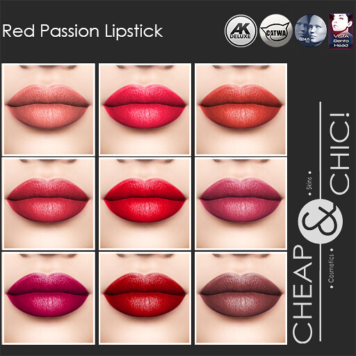 Red Passion Lipstick