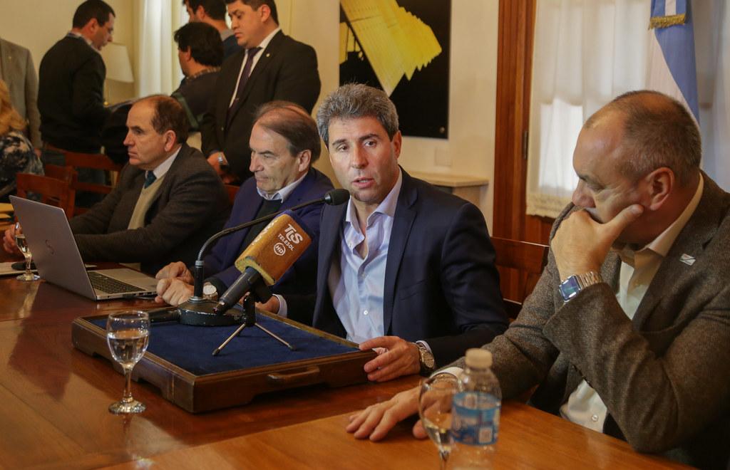 2019-07-02 PRENSA:Fondos mineros para más energía eléctrica y agua en Jáchal