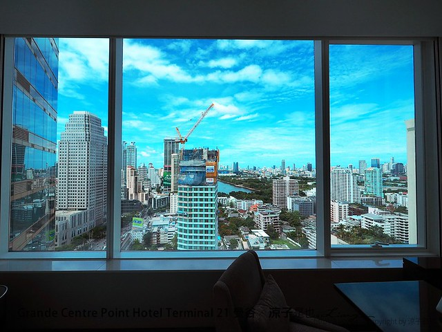 Grande Centre Point Hotel Terminal 21 曼谷 1