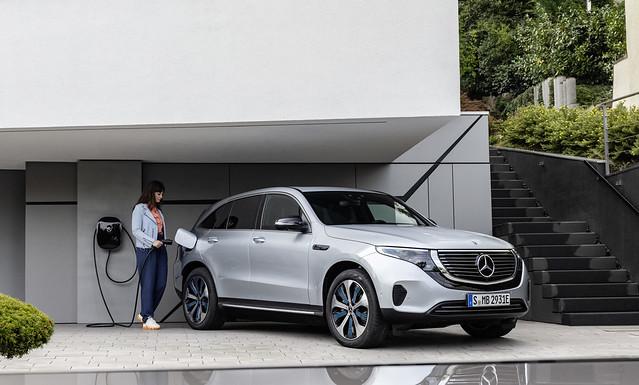 Comprar Mercedes-Benz Eqc