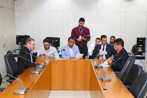 20ª Reunião Ordinária - Comissão de Legislação e Justiça