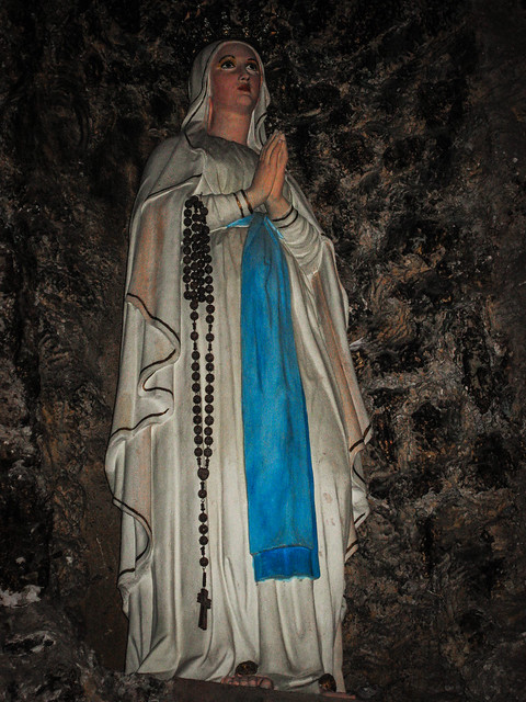The Virgin Mary, St. Remy