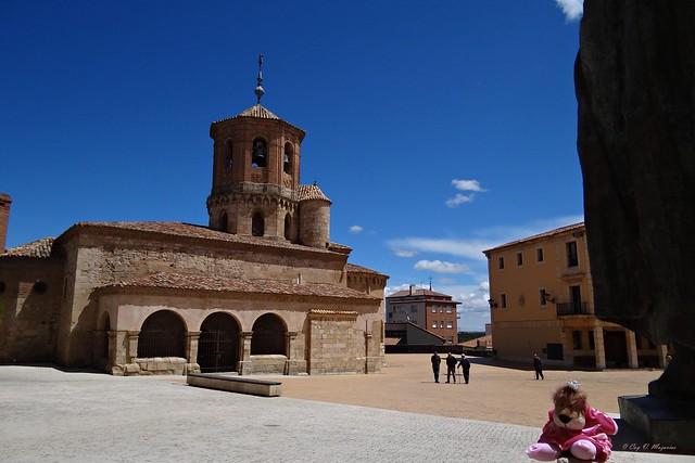 Almazán, Soria, España.
