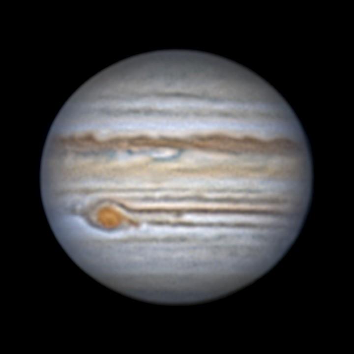 木星 (2019/5/25 00:44) (再処理)
