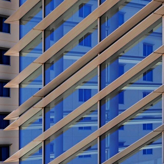 Diagonal Abstract