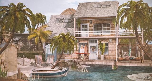 SUMMER HOUSE #293