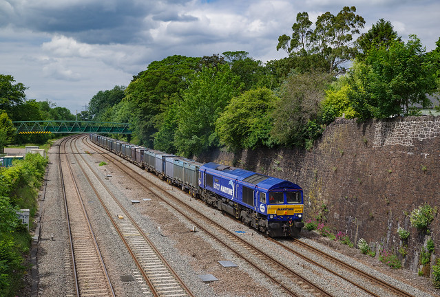 66727 At Barrow Upon Soar 02/07/2019.
